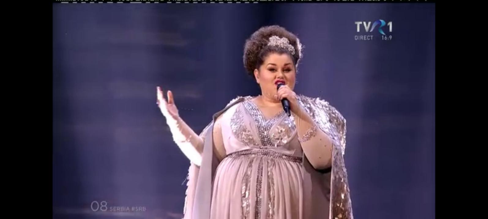 Reprezentanta Serbiei la Eurovision 2015