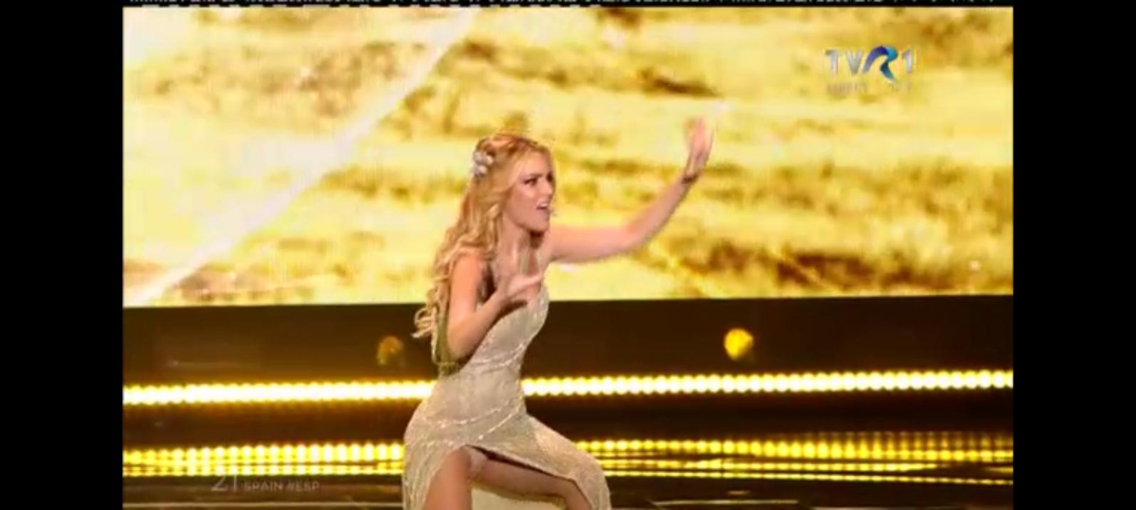 Reprezentanta Spaniei la Eurovision 2015
