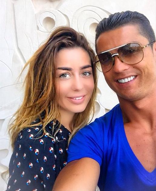 Lali si Cristiano Ronaldo
