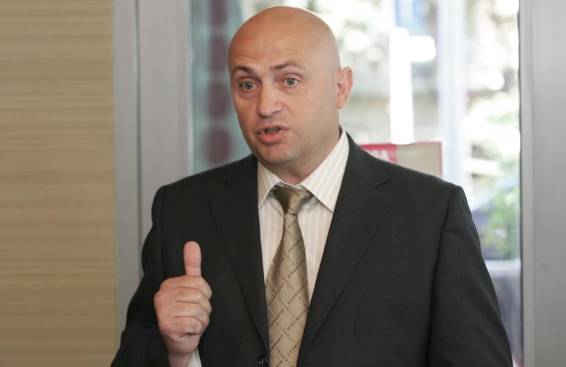 Valerii Moraru a preluat Rapidul in 2014