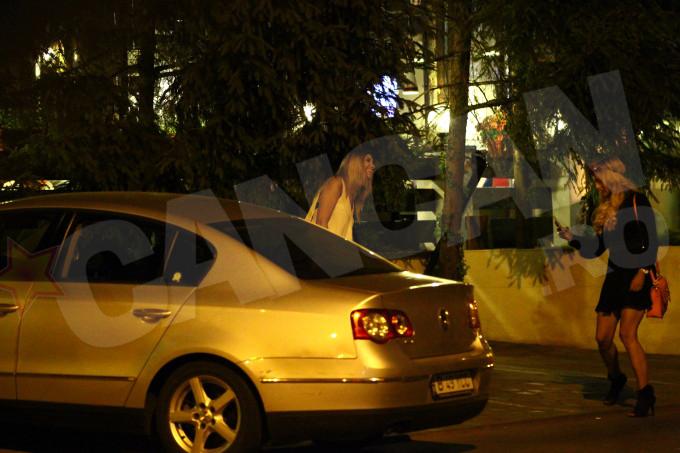 Liviu Varciu a scos-o la restaurant pe Alina Eremia