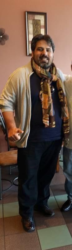 Costel Busuioc pare ca s-a mai ingrasat si si-a lasat barba