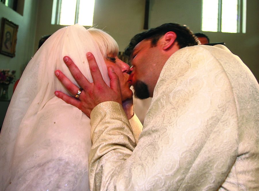 Israela si Liviu s-au casatorit in 2008