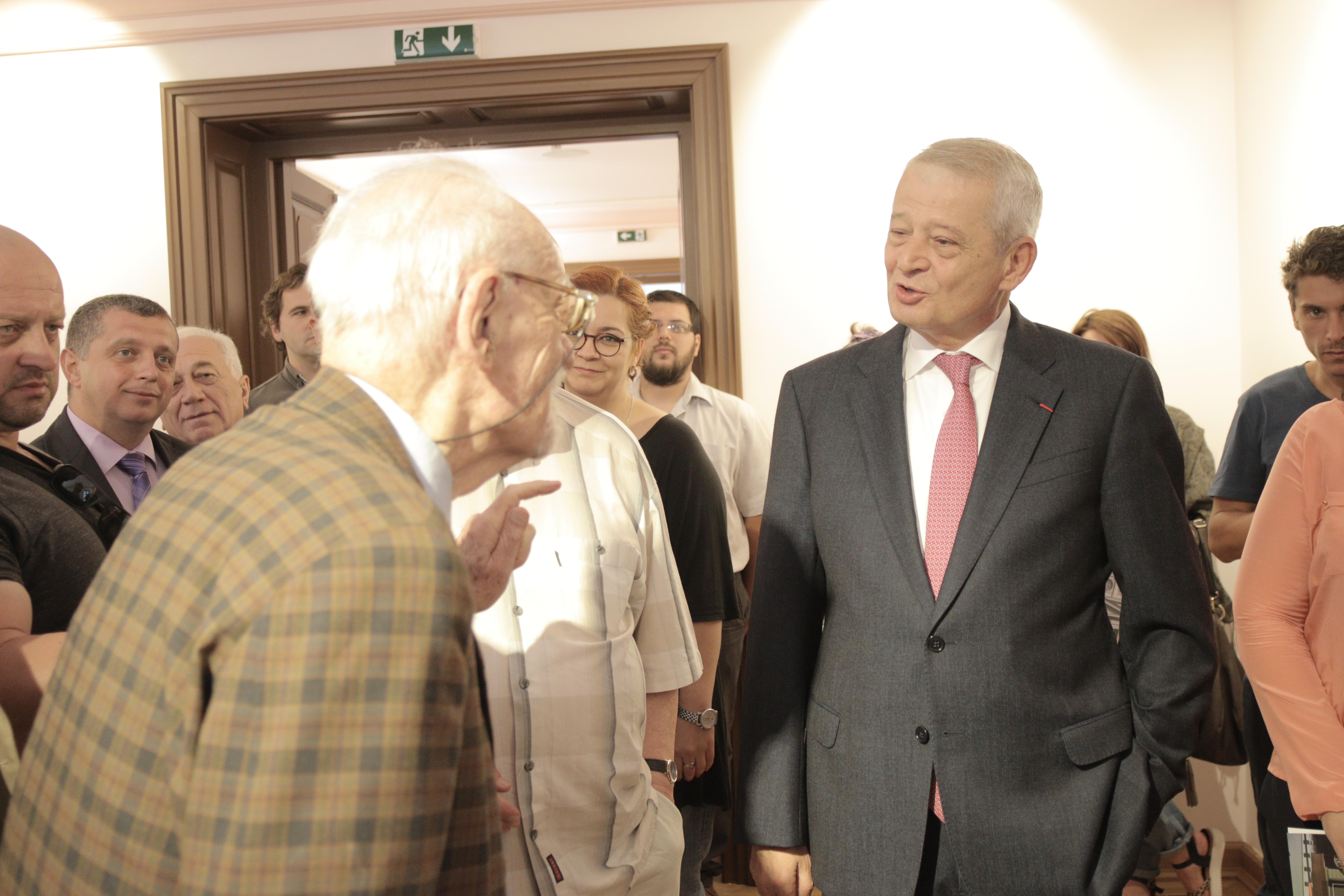 Sorin Oprescu a inaugurat astazi Muzeul Casa Cesianu