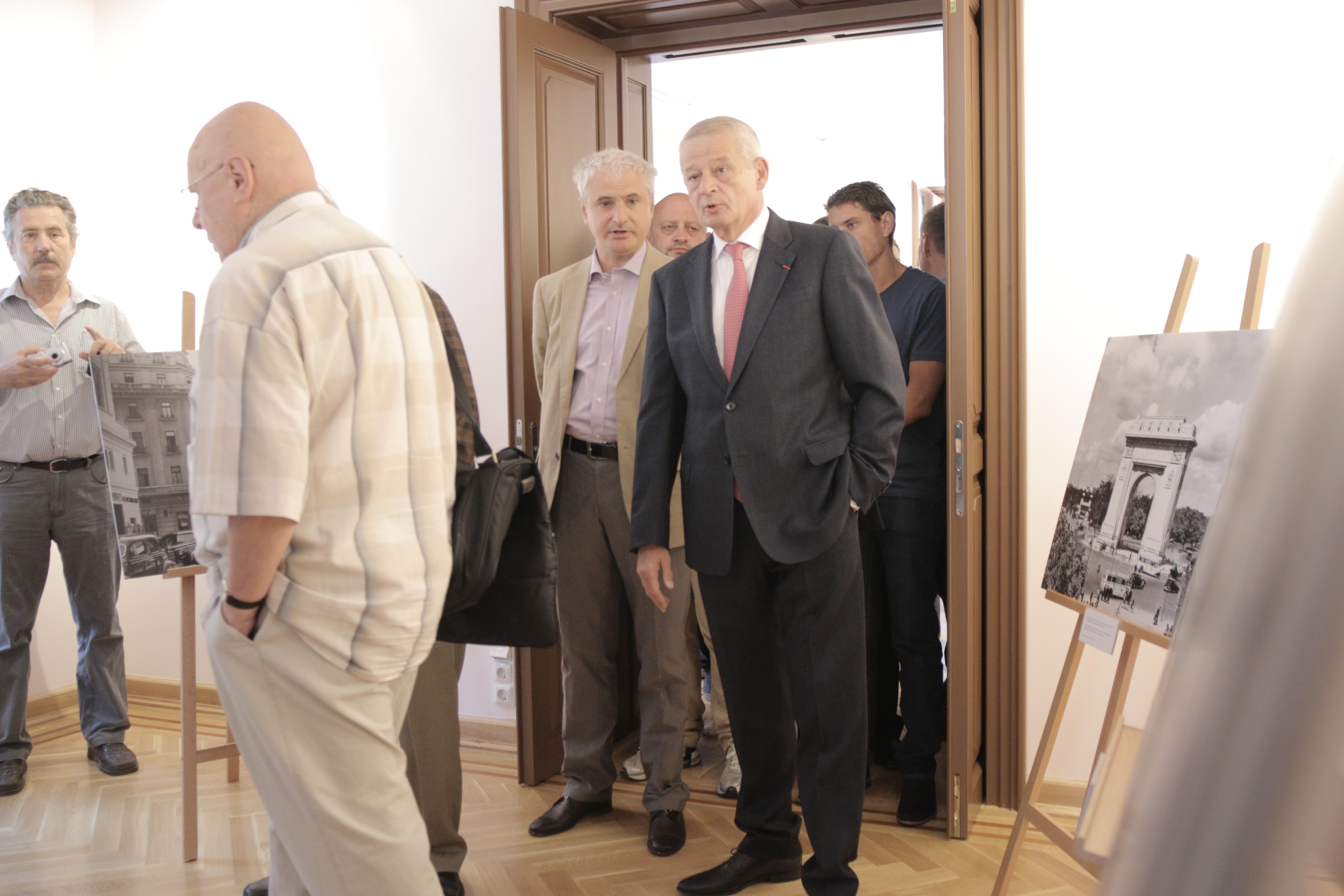 Muzeul gazduieste deja prima sa expozitie