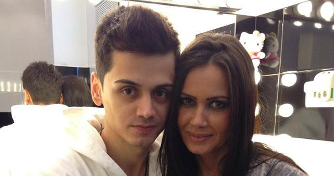 Oana Zavoranu si Razvan Dumitrescu, iubitul ei