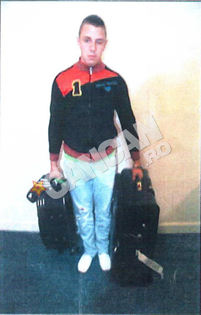 Ionut Gologan a fost condamnat la moarte dupa ce politistii l-au prins cu droguri pe aeroport