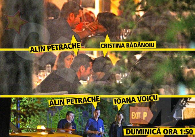Duminica 28 iunie 2015. Ora 01.50. Amorezii au petrecut seara impreuna cu un grup de prieteni, dupa care s-au retras in intimitatea... aleilor din Herastrau