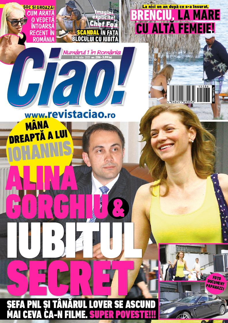 Aflati mai multe detalii despre Lucian Isar din noul numar al revistei CIAO!