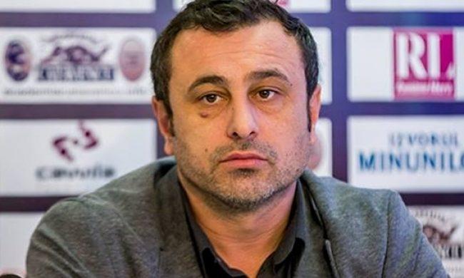 Cristi Munteanu l-a adus pe Hamroun la Otelul