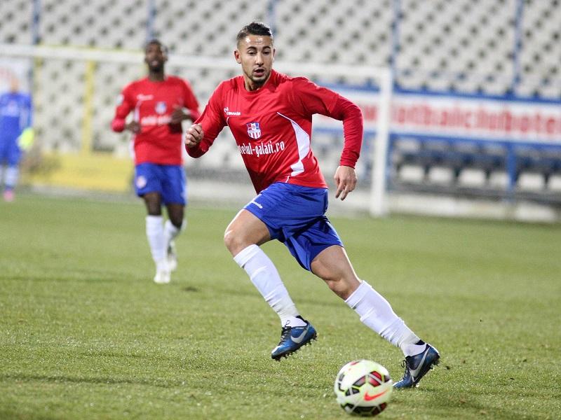 4 goluri si doua pase decisive a reusit Hamroun in tricoul Otelului