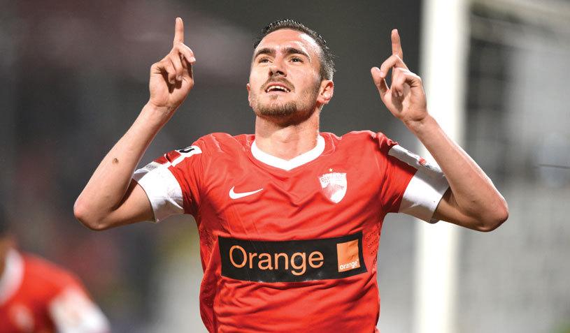 Alexe este unul dintre cei mai valorosi fotbalisti din actualul lot al lui Dinamo