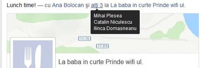 Mihai Plesea se afla in vacanta