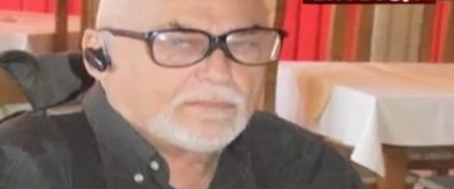 Parapsihologul Lucian Iordanescu