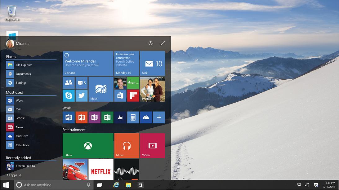 vrei sa ti pui windows 10 dar ti e teama ca vei pierde programele