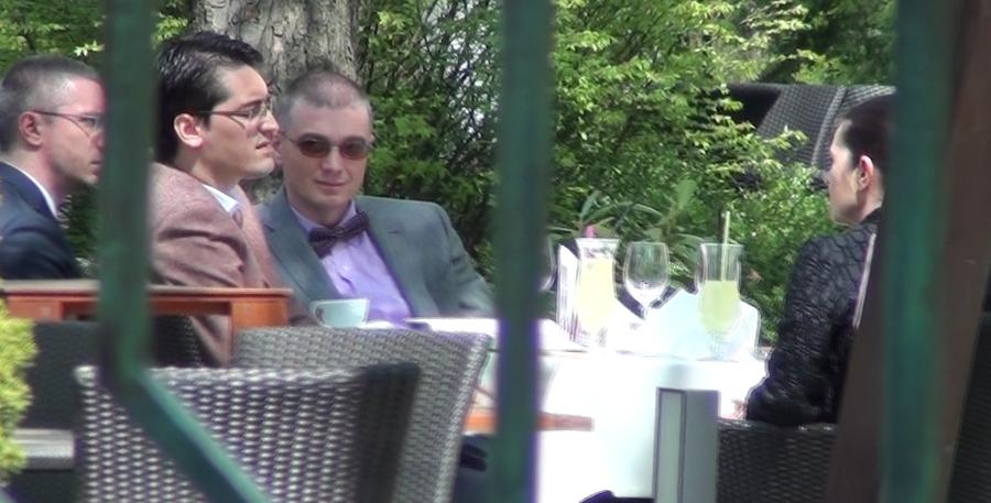 Adriana Saftoiu a fost purtatoare de cuvant la presedentie