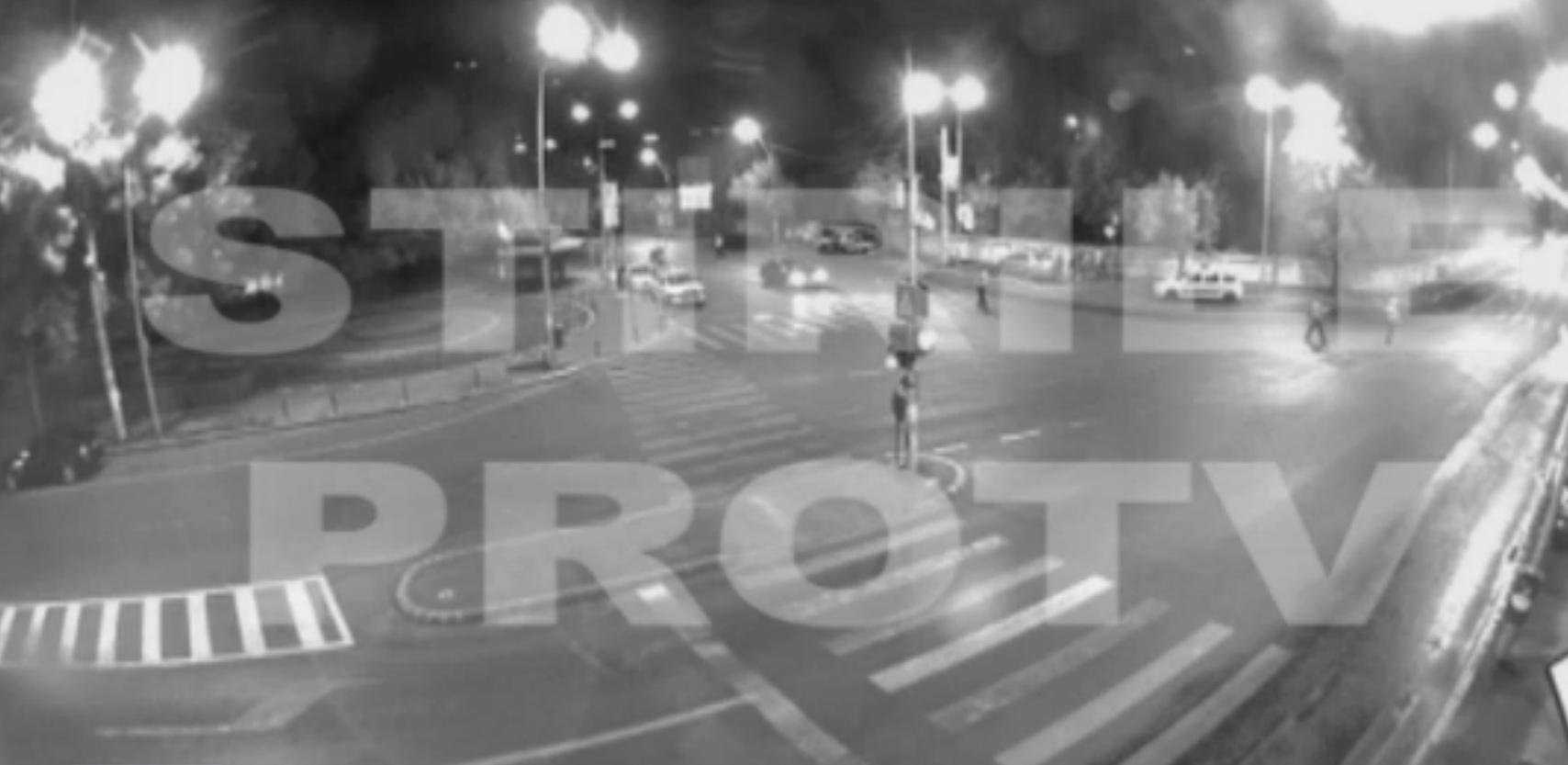 Milionarul turc l-a lovit in plin pe politistul de la Rutiera