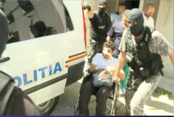 Soferul a fost arestat pentru 30 de zile