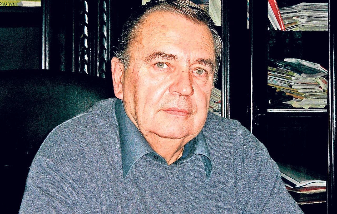 Tatal Andreei Marin.