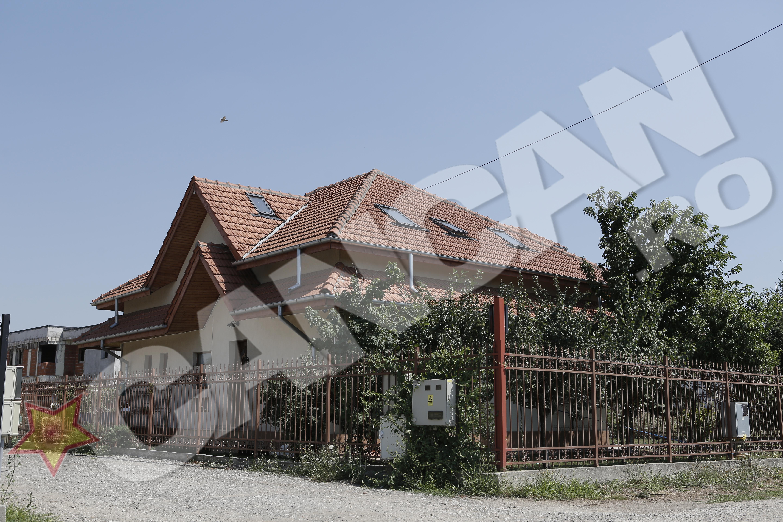 Vila din Otopeni a lui Adrian Iovan