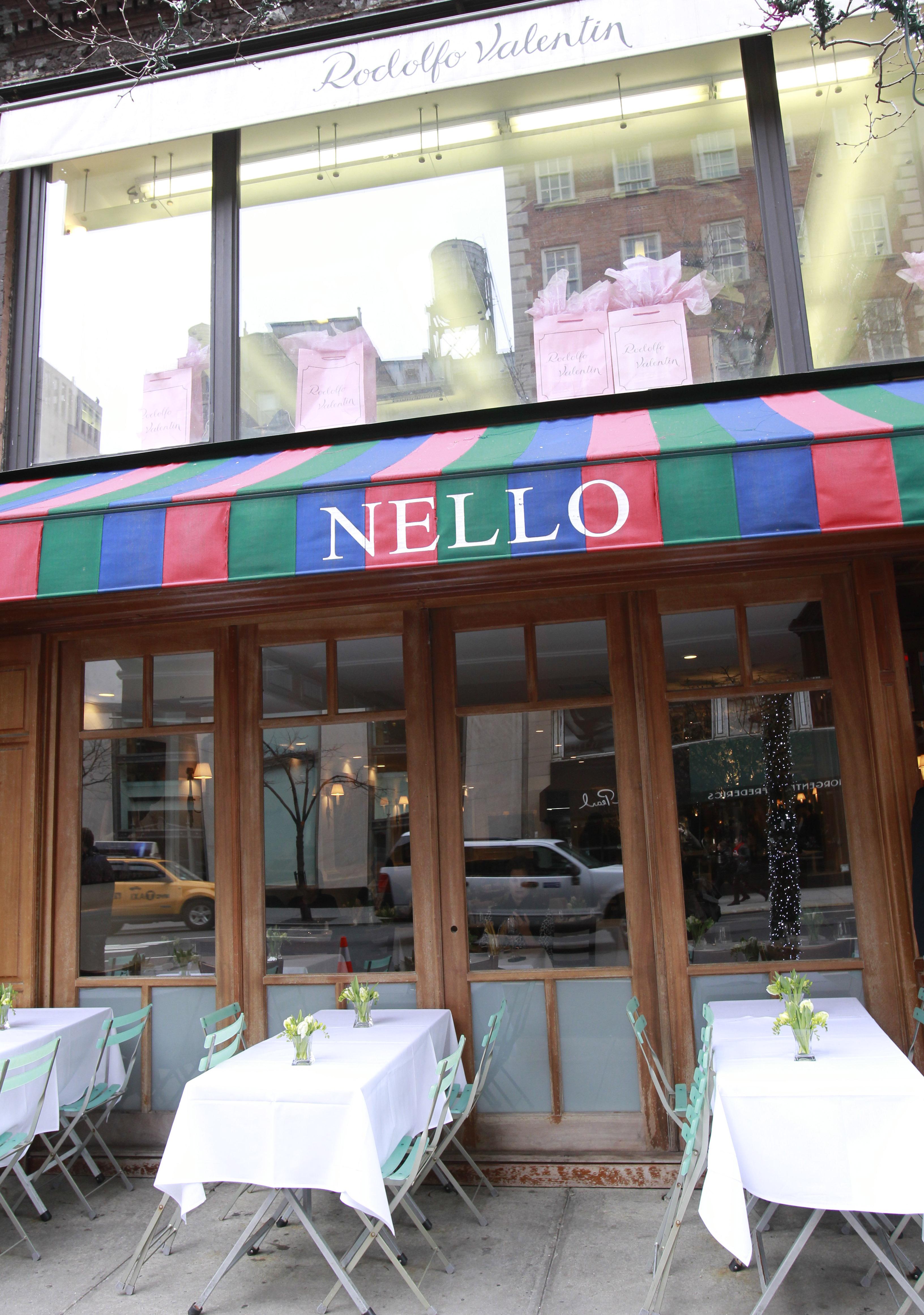 Nello, restaurantul lui Nelu balan din new York