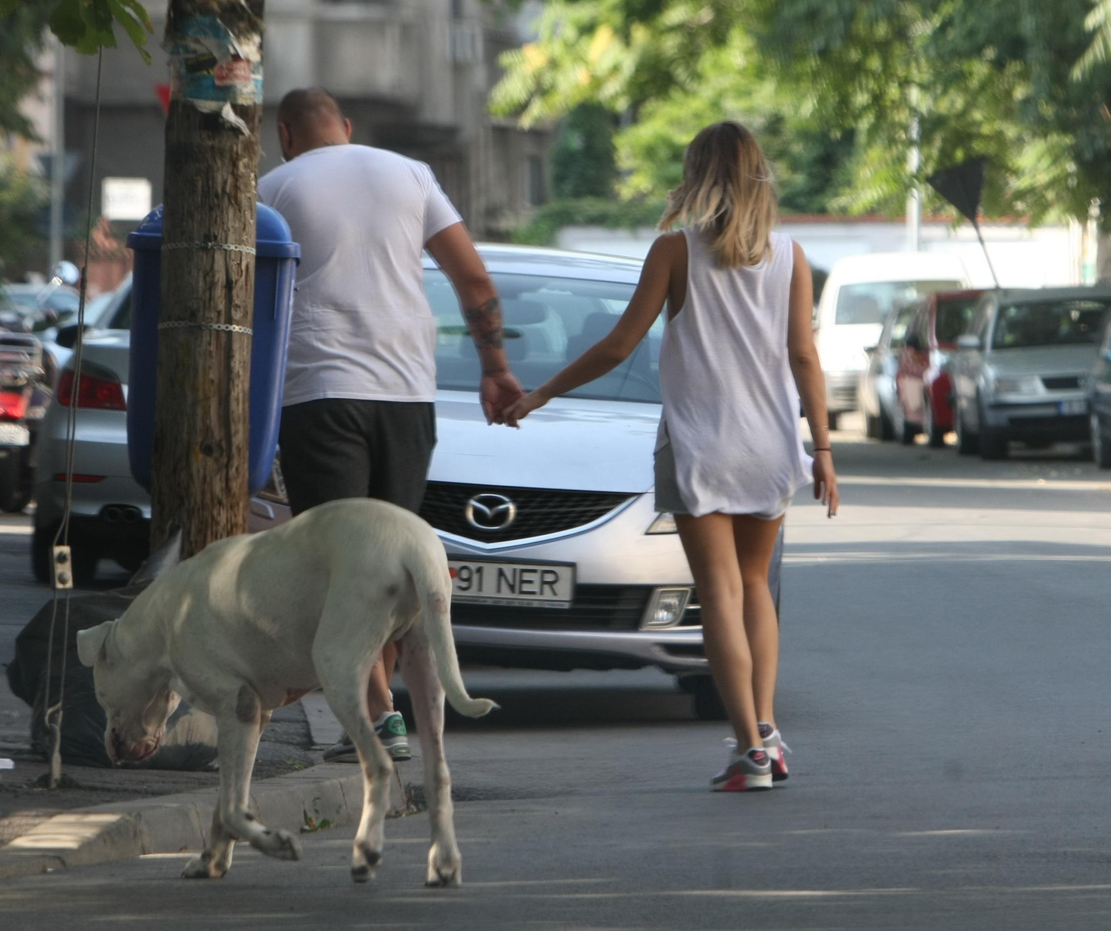 Fostul iubit al Andreei Mantea este foarte tandru cu noua iubita