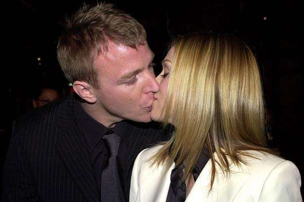 Madonna si Guy Ritchie