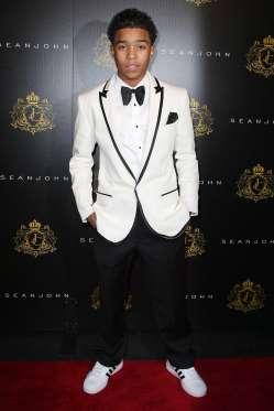 Justin Dior Combs