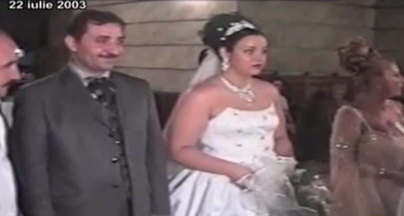 Nunta a avut loc la Biserica Sfantul Elefterie din Capitala