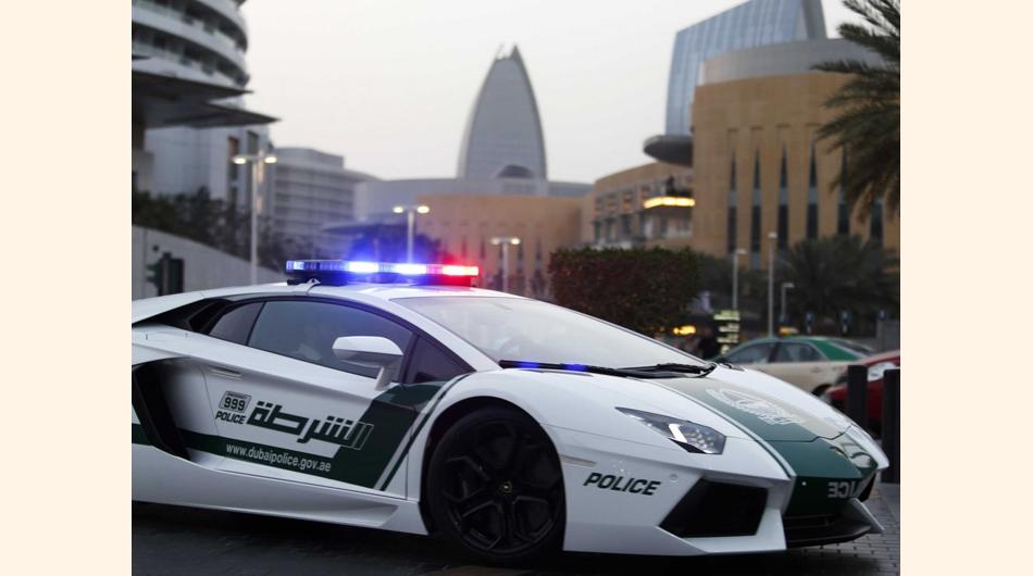 Politie Dubai