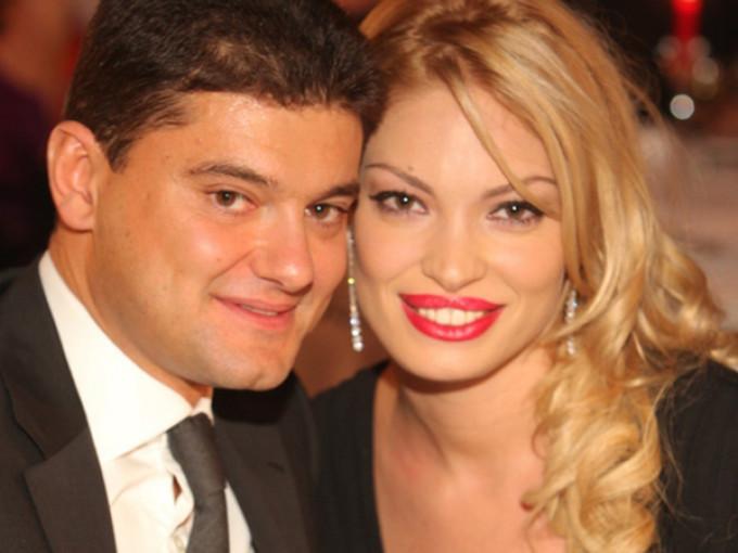 Valentina Pelinel si Cristian Boureanu