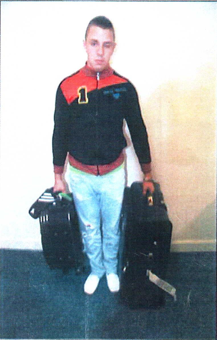 Vara trecuta, Ionut a fost prins cu droguri pe aeroportul din Kuala Lumpur
