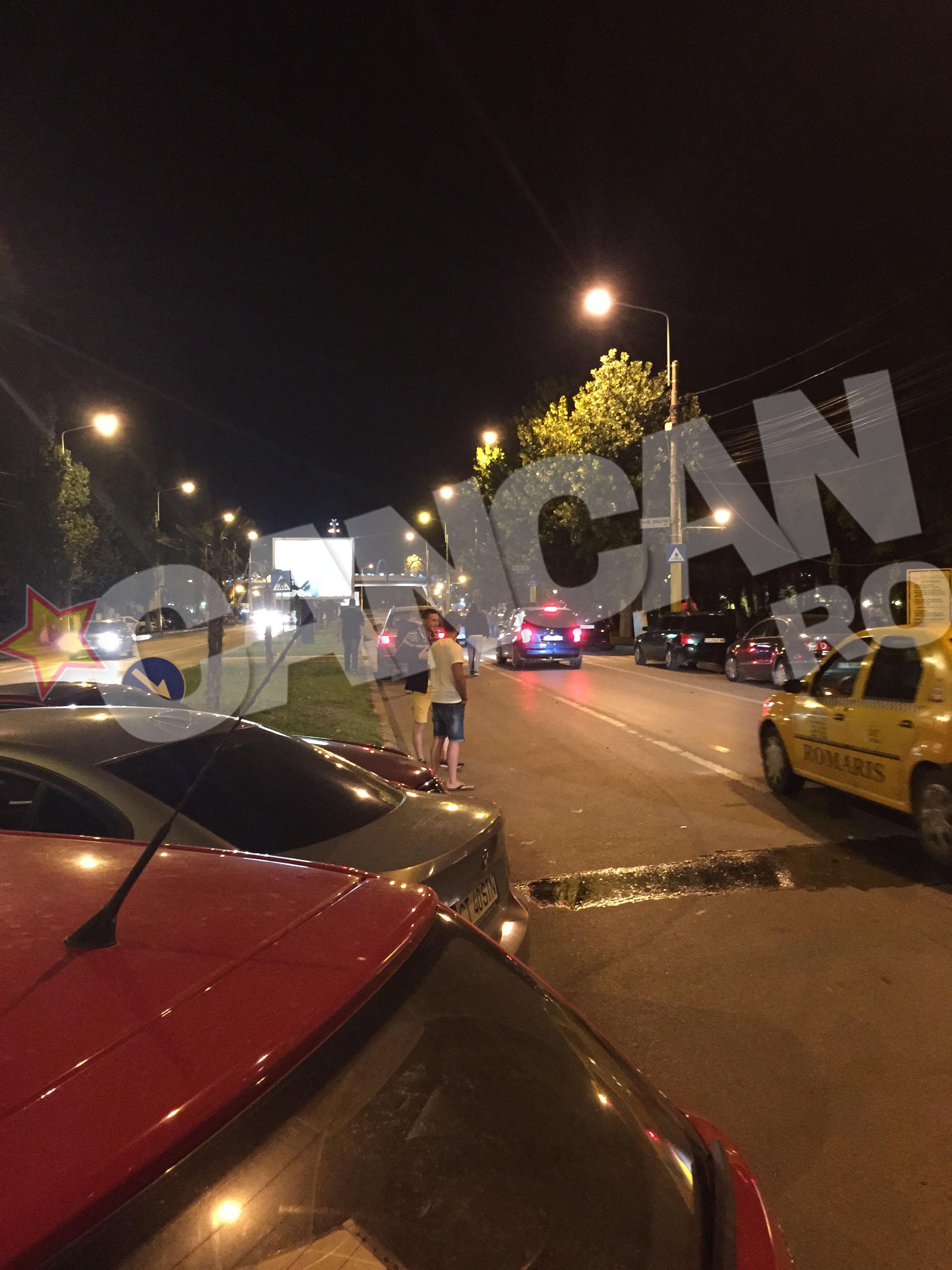 Accident Radu Mazare
