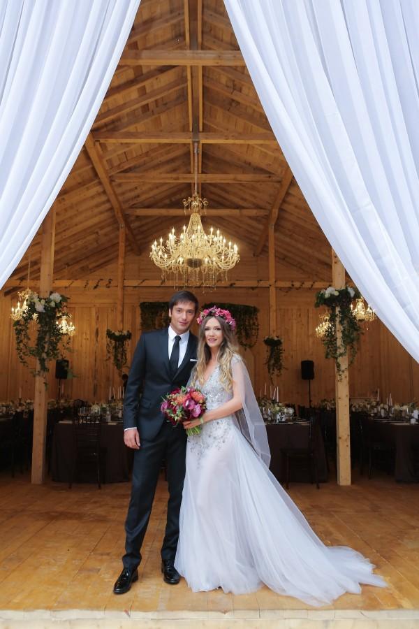 Adela Popescu si Radu Valcan s-au casatorit