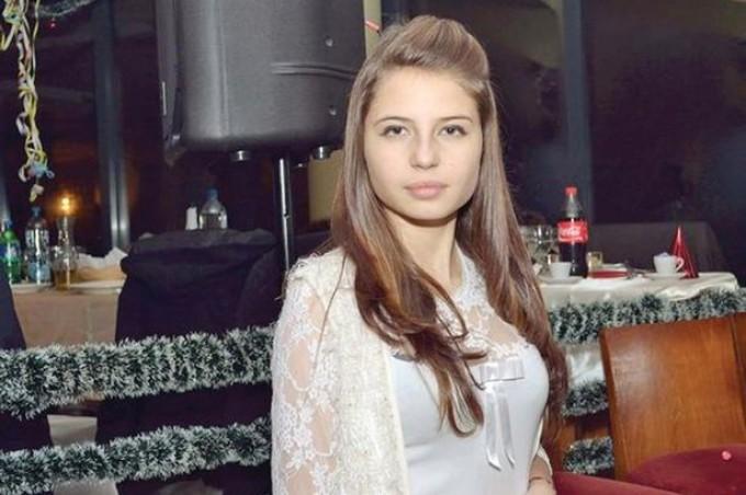 Diana Gugulica, tanara ce a fost ucisa in parcul Copou.