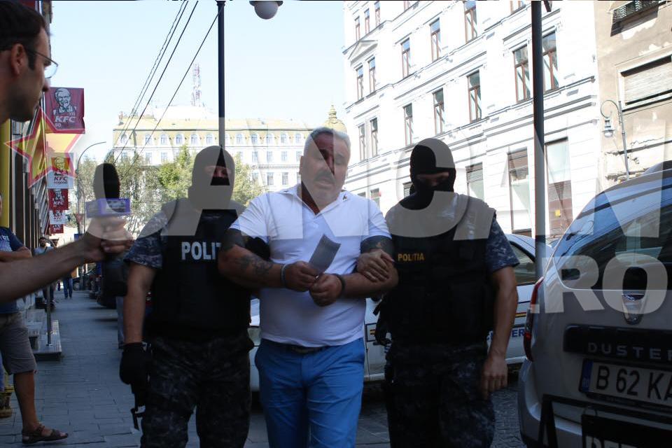Sile Camataru arestat