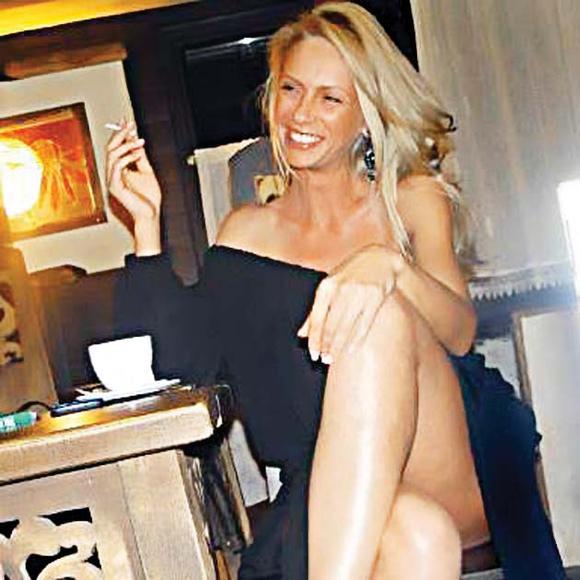 Lidia are 36 de ani si arata spectaculos