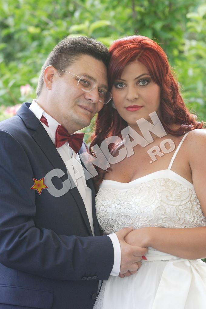Mihail Balasescu si Ana Maria, ultima sa sotie