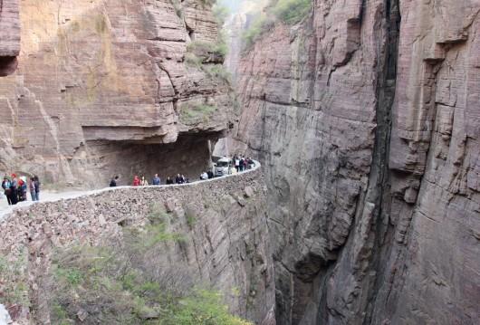 drumul tunel