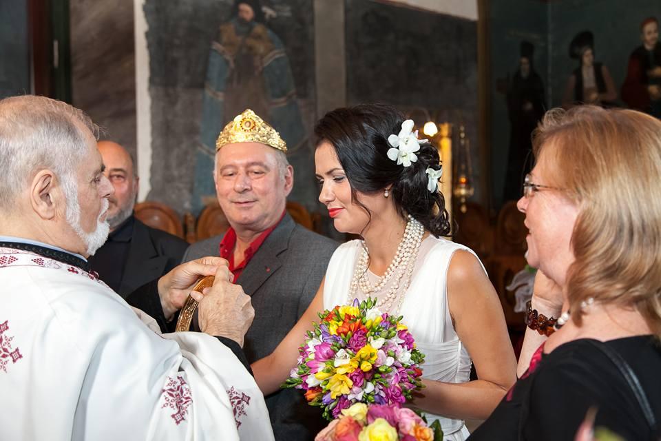 Madalin Voicu si Carmen Olteanu