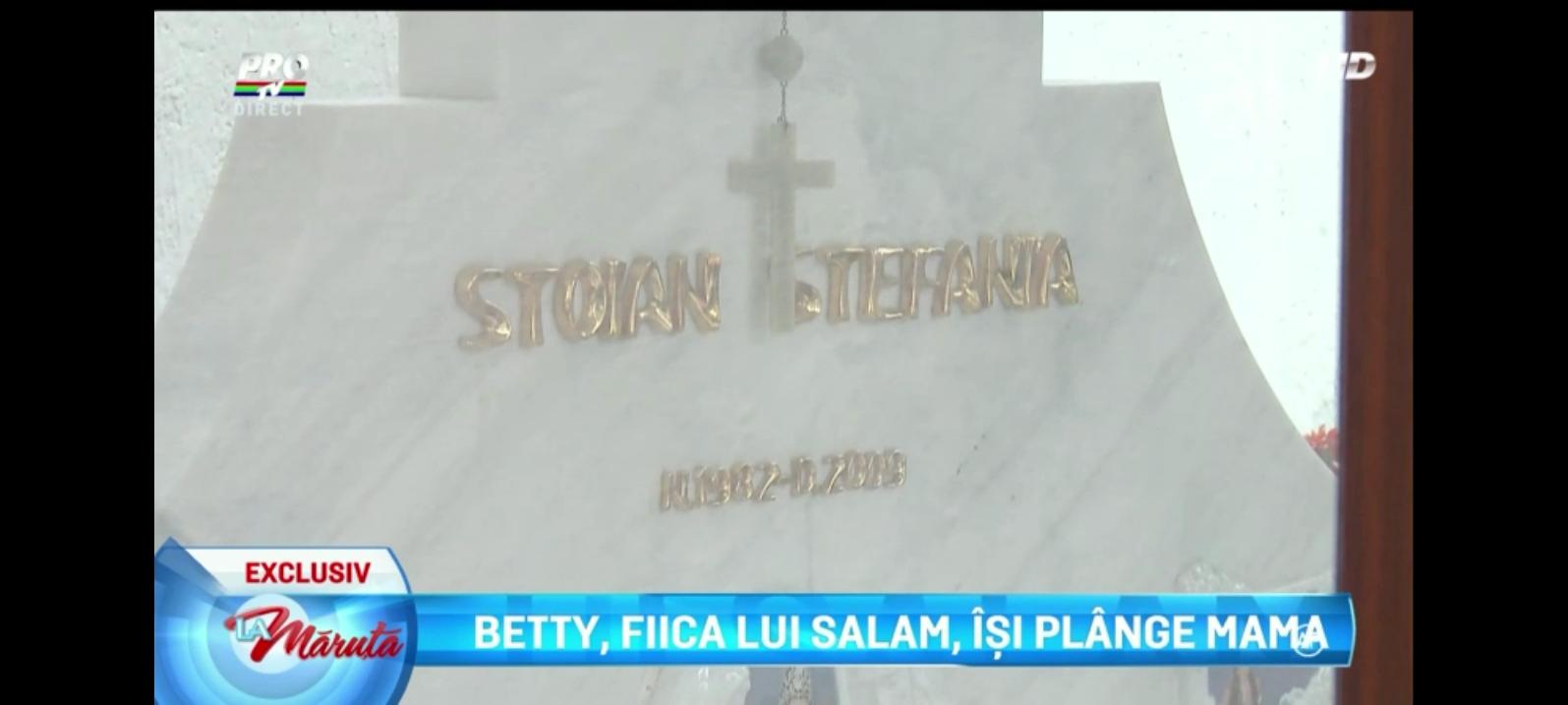 betty salam