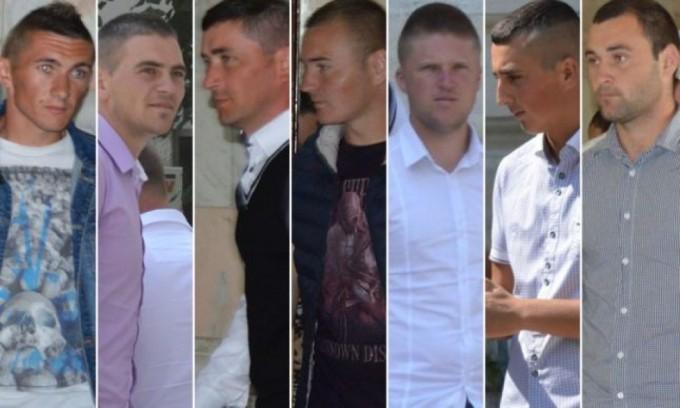 Cei 7 tineri acuzati de viol, in Vaslui
