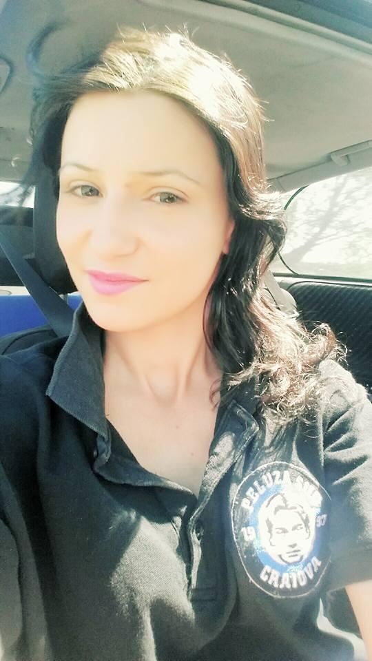 Cristina traieste pentru Universitatea Craiova