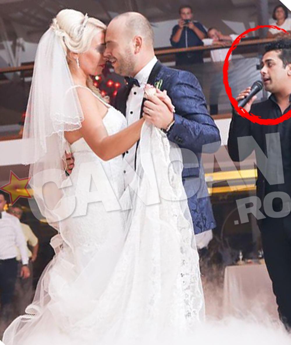 Preferatul Andrei face furori la nuntile la care participa