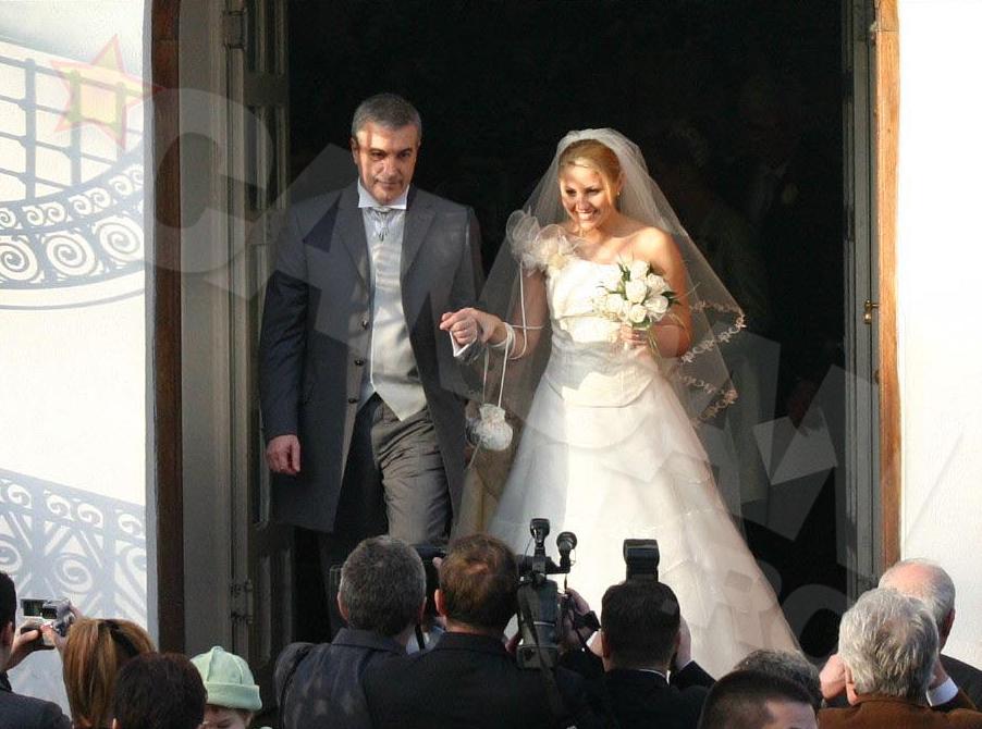 Ioana Tariceanu, la nunta cu politicianul