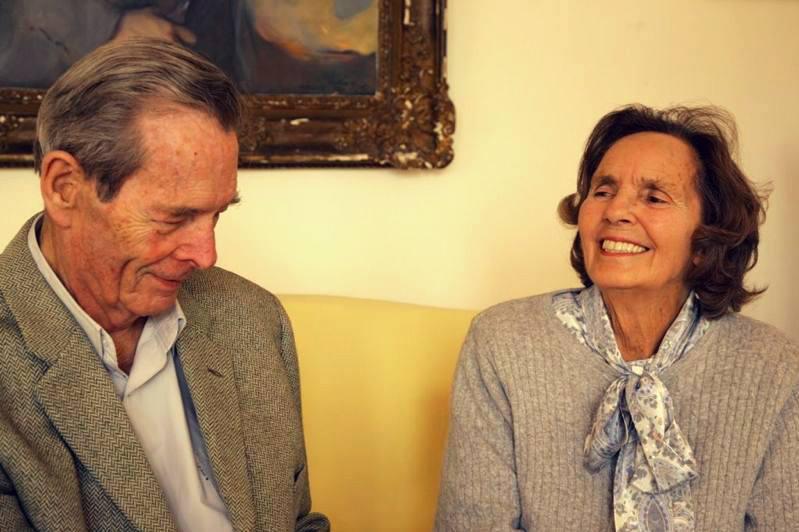 Nicolae le duce dorul bunicilor sai, Majestatea Sa Regele Mihai si Majestatea Sa Regina Ana