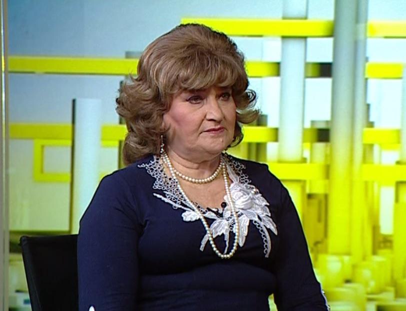 Parapsihologul Nicoleta Moldoveanu