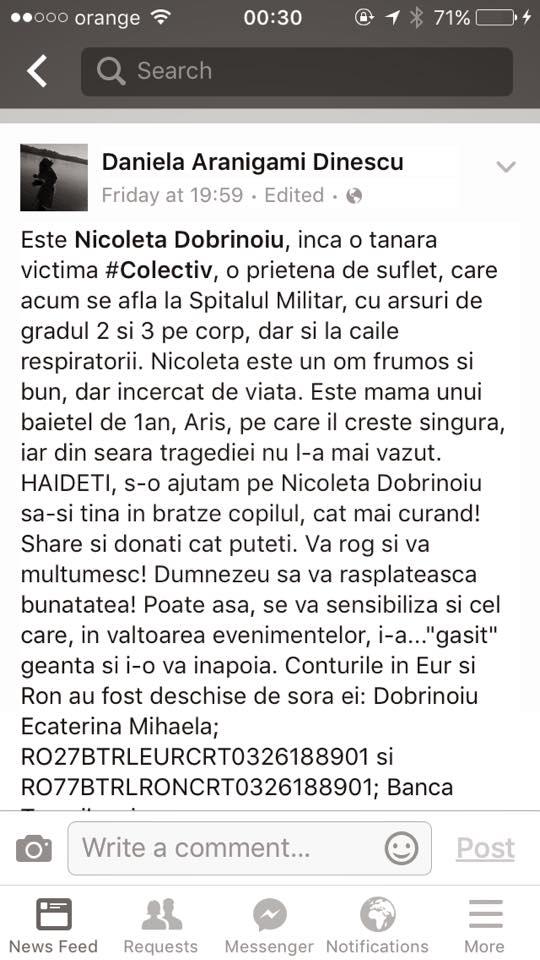 Nicoleta Dobrinoiu colectiv