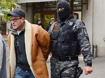 Aurelian Giosan a fost arestat preventiv