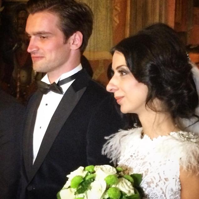 Ioana Badulescu si Andrei Baciu s-au casatorit anul trecut